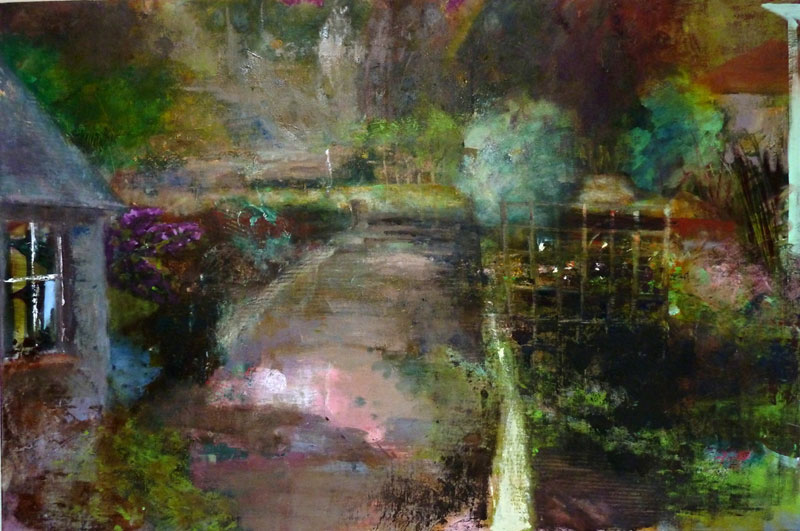Olivia Irvine, Up the Garden Path