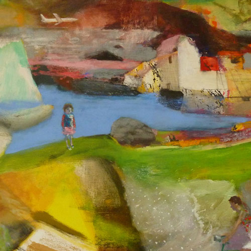 Olivia Irvine, Paintings