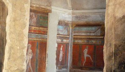Rome, Naples and Pompeii